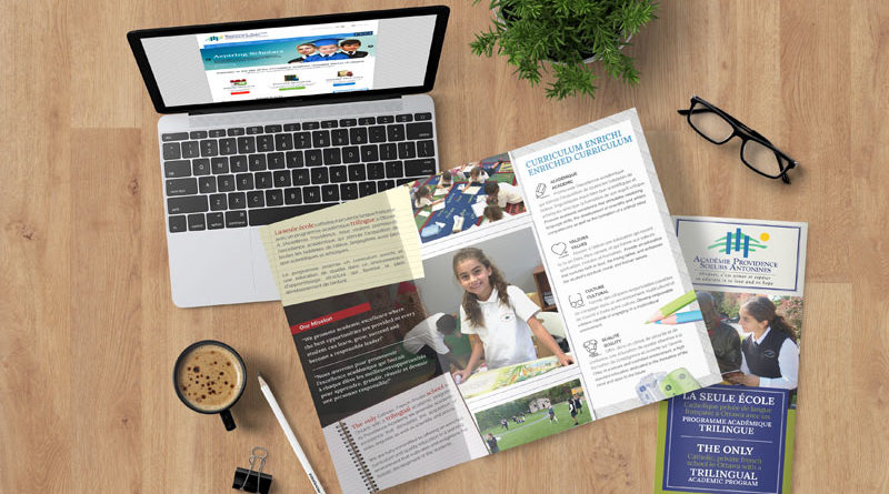 New brochure / Nouvelle Brochure