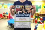 Open doors poster